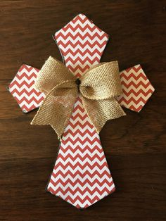 A personal favorite from my Etsy shop https://www.etsy.com/listing/470154918/9-x-12-red-and-white-chevron-wooden