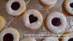 Spitzbuben Sweet Bakery, Dessert For Dinner, Just Desserts, Doughnut, Cookies, Eat, Drink, Winter, Kitchen