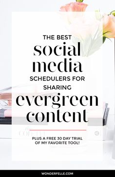 I'm a big believer in scheduling (at least some of your) social media, not only because it saves time and helps to streamline your workflow but honestly – because I KNOW that when I don't schedule things in advance, sometimes they just don't get done at all! If you want to be active on social …Continue Reading