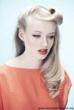 20 Rockabilly Frisuren: von market 50er inspiriert! | Hochsteck Frisuren