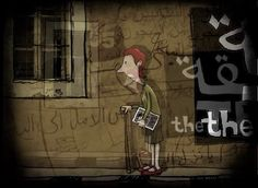 The city is full of the ghosts of the disappeared. A mother's angst and daily battle with the emptiness of living her life waiting for news of her son who disappeared during the civil war in Lebanon (1975 1990). She does not know whether he is detained or dead... she remains in limbo.  Directed and animated by: Lina Ghaibeh Editing and sound: Rabih Mroueh  Festival Screenings of Film Ya Waladi: My Son •Hamburg Art Lounge, 3 Lebanese film, Hamburg, Germany •MUESTRA DE CINE DEL MED...