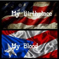 Don't ever let anyone tell you that you're not PR because you weren't born there . Being Puerto Rican is about cultural upbringing , not about. Puerto Rican Power, Puerto Rican Flag, Puerto Rican Memes, Puerto Rican Recipes, Pr Flag, Puerto Rico Food, Puerto Rico History, Puerto Rican Culture, Puerto Ricans