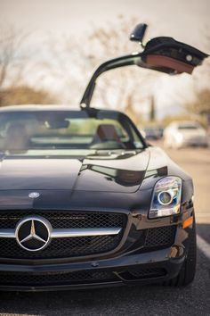 The Best or Nothing - Mercedes AMG SLS