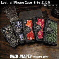 クリックポストで送料無料!お洒落な和柄iPhone用レザー手帳型ケースです! 和柄/友禅柄 手帳型 iPhone 6,6s,7,8,X,XS/Plus,XS Max/XR 和柄アイフォン プラス ケース Leather Protective Case Cover for iPhone 6,6s,7,8,X,XS/Plus,XS Max/XR Japanese Pattern YUZEN WILD HEARTS Leather&Silver(ID sc3775t28) Iphone Flip Case, Iphone Cases, Iphone Leather Case, Wild Hearts, Shoulder Bag, Wallet, Yuzen, Silver, Bags