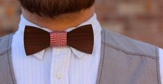 #noeud_papillon #bowtie #wood #design #men_fashion #swag #dandy #preppy #hipster #wedding