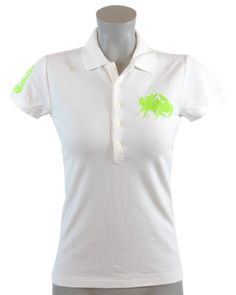 Ralph Lauren Sport Womens Solid Match Pony Polo Shirt
