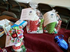 The perfect gift for everyone!  Snowman Soup.  Mary Kay hand lotion, hot chocolate, marshmallows, candy cane...all for $15-20!