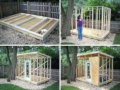 man cave shed plans - Brilliant Ideas For Man Cave Shed – Garden Design