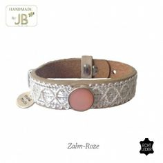 Leer band Lace ecru - JUST BECAUSE fashion accessoires