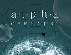 "Check out new work on my @Behance portfolio: ""ALPHA CENTAURI"" http://be.net/gallery/45284283/ALPHA-CENTAURI"