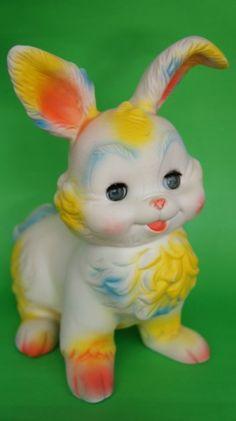 Vintage Edward Mobley bunny
