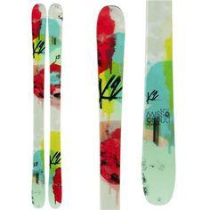 K2 MissConduct Skis - Women's 2014 - $400 - Size 149