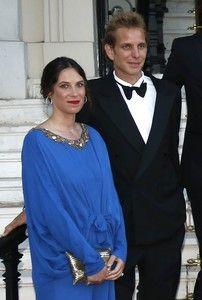 Andrea Casiraghi y Tatiana Santo Domingo se casan en Mónaco ante 350 invitados