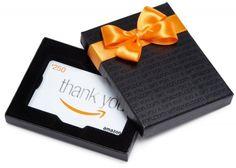 $250 Amazon Gift Card Giveaway