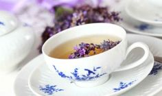 Lavender tea is recommended for treating diseases of the brain and the nerves, against rapid heartbeat, intestinal cramps, migraine, neurasthenia, hysteria prone to fainting attacks, acne, oily skin, dermatitis, cystitis (inflammation of the bladder). It is used as home remedy for psoriasis, eczema, athlete's foot, allergies, asthma, bronchitis, sore throat, mouth infections, cough, sinusitis, conjunctivitis, bruises, burns, cuts, anxiety, depression, stress, hypertension, ear pain, bad…