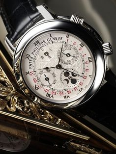 Patek Philippe. #Watch