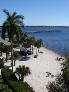 Relax when you visit the Yacht Club Community Park