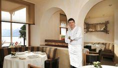 90plus.com - The World's Best Restaurants: Denis Martin - Vevey - Switzerland - Chef Etienne Krebs