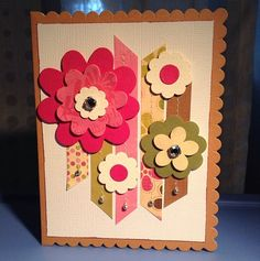 Handmade card.