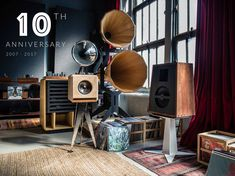 OMA Oswalds Mill Audio 10-Year Anniversary