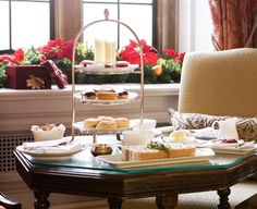 Join us this December as we bring a touch of festive magic to a favourite tradition - http://www.staplefordpark.com/christmas-and-new-year/traditional-christmas-afternoon-tea.php