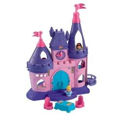 Fisher-Price Little People Disney Princess Songs Palace --- http://www.amazon.com/Fisher-Price-Little-People-Disney-Princess/dp/B007J3FBKU/?tag=mywelost0e-20