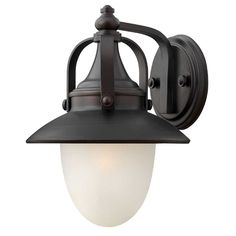 Hinkley Lighting Pembrook Small Wall Outdoor