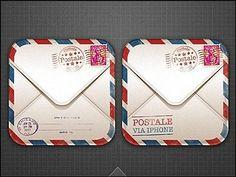 Postale Icon App