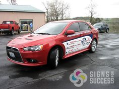 partial wraps can be a great way to tell people about your company
