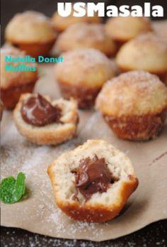 Nutella Dougnuts!
