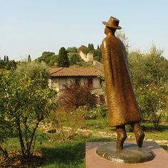 Folon al Giardino delle Rose #TuscanyAgriturismoGiratola