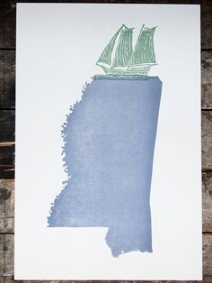Mississippi is land. It is ocean.It is heat and it is light and it is beautiful. It is wrestling the soil, and it is leaving, South, out to sea.