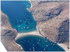 Colones Beach, Kithnos Island, Greece ☀️ Greek Islands, Paradise, Amazing, Beach, Outdoor, Beautiful, Greek Isles, Greek, Outdoors