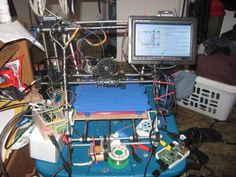 Raspberry Pi, printers, and dirty laundry — Raspberry printer software is being tested in dorm rooms. 3d Printer Software, Cnc Software, Hobbies To Take Up, Hobbies For Men, Hobby Bird, Robotics Projects, Raspberry Pi 2, 3d Printer Designs, Hobby Electronics