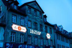 Genius Loci Weimar 2015 // Gerberstrasse // © Henry Sowinski