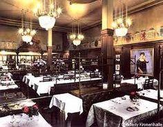 Kronenhalle - best restaurant on the planet