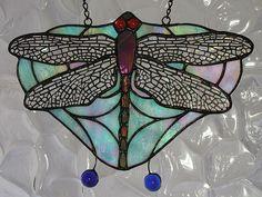 Dragonfly suncatcher.