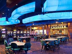 Indian Head Casino designed by WORTHGROUP