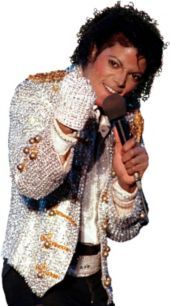 King of Pop Michael Jackson Costume for Adults