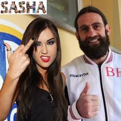 Sasha Grey e Davide Moscardelli: la coppia più bella del mondo!    https://www.facebook.com/photo.php?fbid=591662687525553=pb.585706881454467.-2207520000.1370363627.=3    facebook #twitter #sashagrey #taggaresasha #humour #photoshop #tag #tagging #friends #sex #porn #actress #davidemoscardelli #ilmosca #soccer #football #bomberismo #bomber