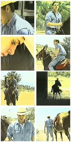 [gifset] Young cowboy Jensen :) So adorable and handsome <3 #Jensen