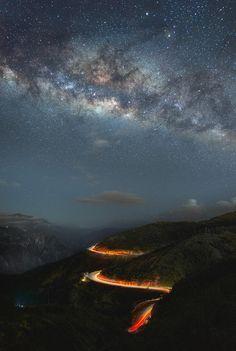 NIKON LE MAG - Quand la Voie lactée dévoile sa poésie dans des clichés nocturnes