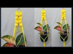 Plant Hanger, Plants, Youtube, Decor, Gardens, Objects, Skirt, Mandalas, Art