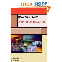 How to Survive a Natural Disaster - The Complete Series: R M Wright: Amazon.com: Kindle Store