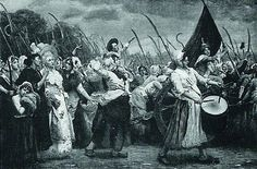 Women's March on Versailles | October 5, 1789 | French Revolution | Museums Sheffield