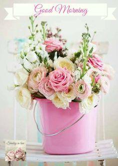 Good morning my Pinterest friends! ♥
