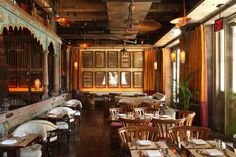 Best restaurants to spot a star in nyc