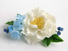 Цветы ручной работы - Украшалки свадебные и летние