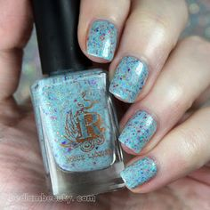 Bedlam Beauty: Rogue Lacquer The Sky is Falling | Polish Pickup December 2020: Everything is FINE