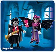 Playmobil Duo Pack Vampiros 5239 en deMartina